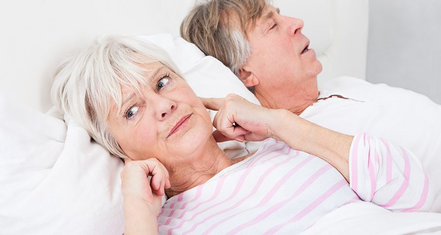 Apnée du sommeil : Votre dentiste peut vous aider